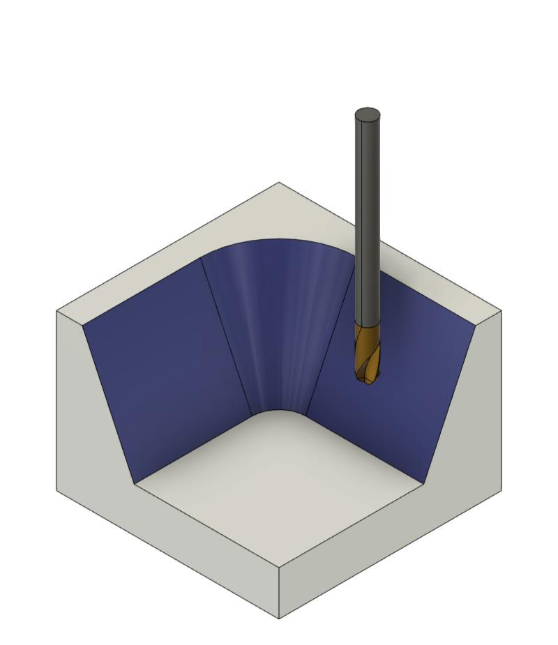 CNC Fräsen - 3D Bearbeitung