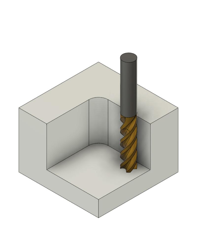 CNC Fräsen - Fräsen