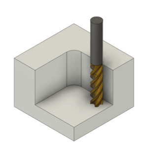 CNC Fräsen
